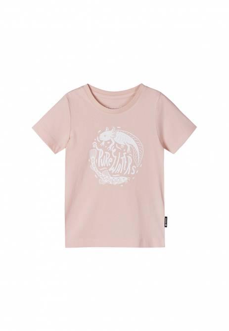 Bilde av Reima Ajatus T-skjorte Soft Pink