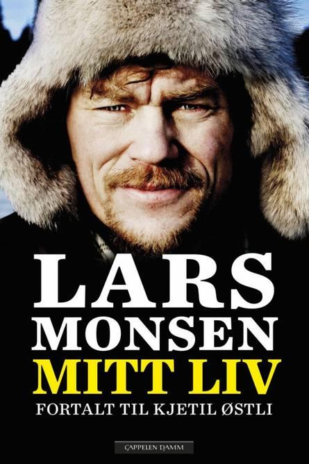Bilde av Bok Lars Monsen - Mitt liv