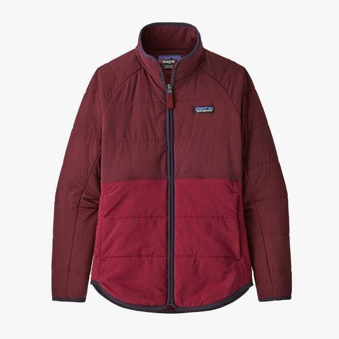 Bilde av Patagonia Pack In Jacket Woman Roamer Red