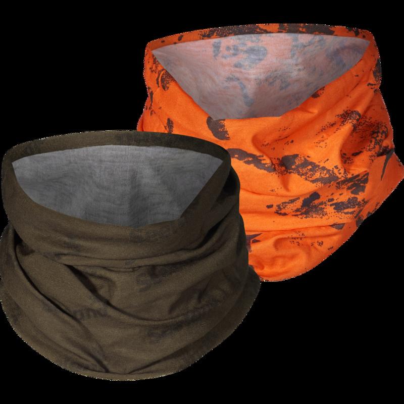 Bilde av Seeland Buff 2-pack Pine Green/InVis Orange Blaze One Size