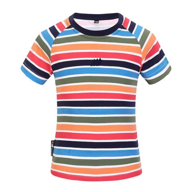 Bilde av Skogstad Heia T-skjorte WhiteMulticolor Pr 1-6 år