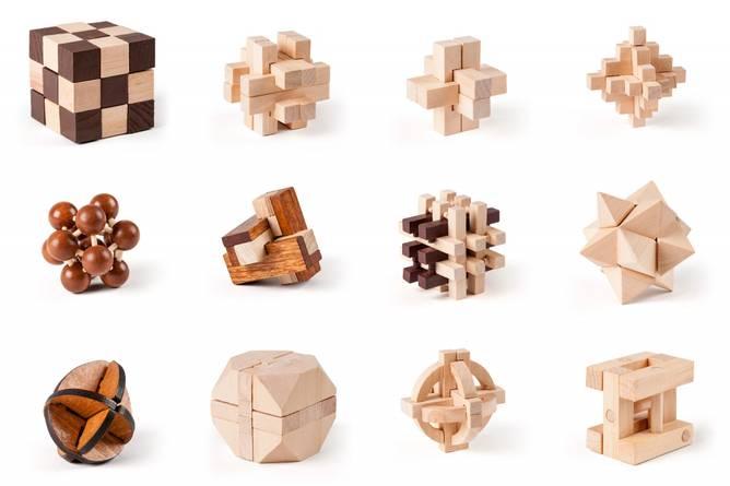 Bilde av Hjernenøtter IQ spill