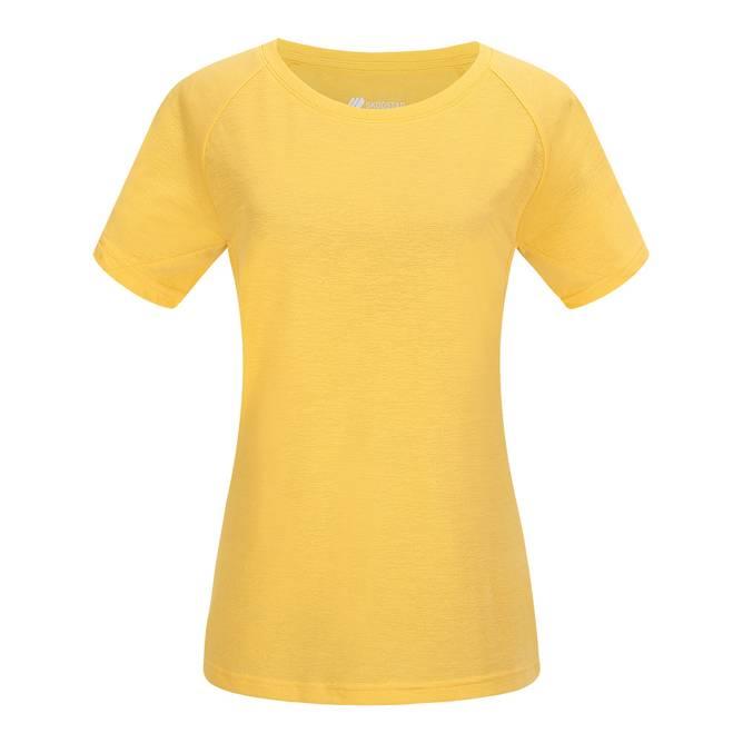 Bilde av Skogstad Bryn Teknisk T-skjorte Gold Cream