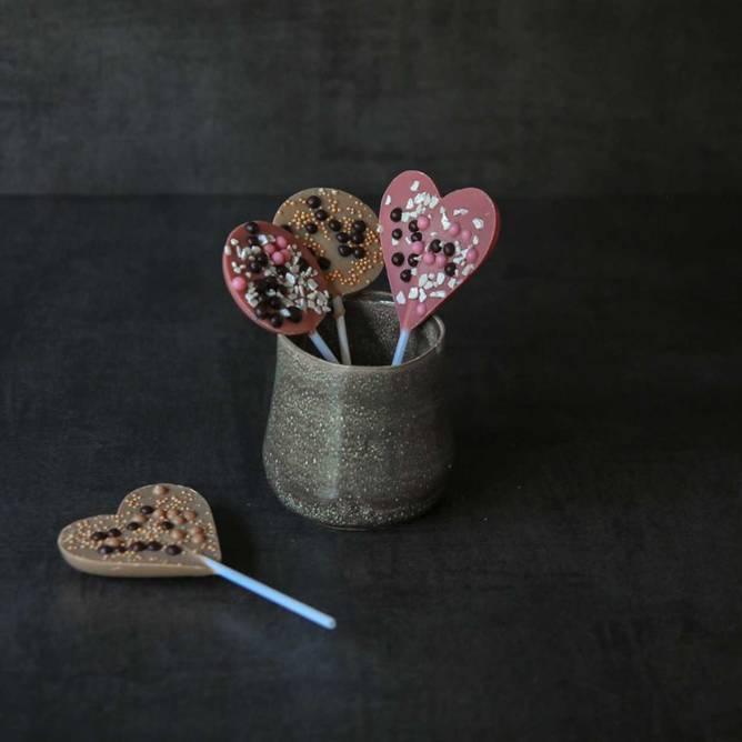 Bilde av Marsipan Compagniet Sjokoladepops