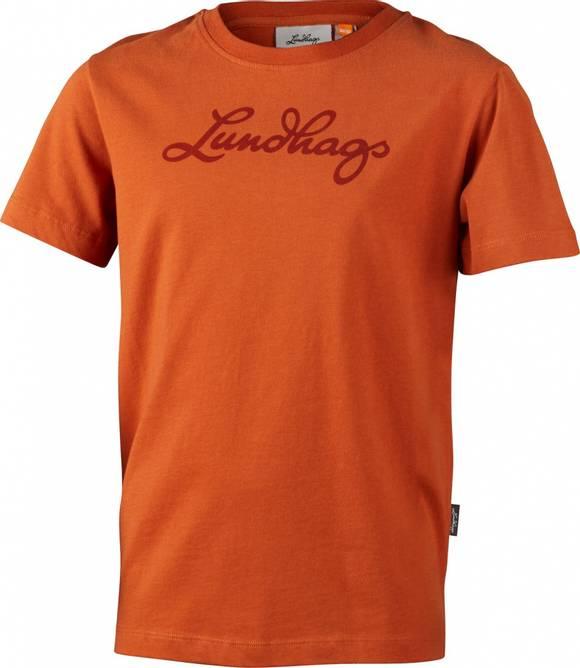 Bilde av Lundhags Junior T-skjorte Amber