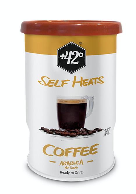 Bilde av +42 Selvvarmende drikk - Kaffe Arabica