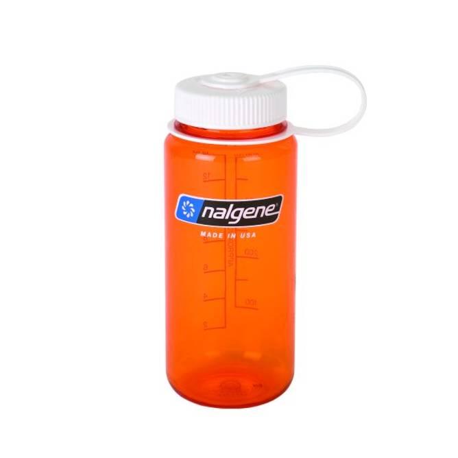 Bilde av Nalgene 0,5 L Widemouth Orange