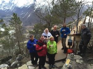 Bilde av Rampestreken Romsdalstrappa,