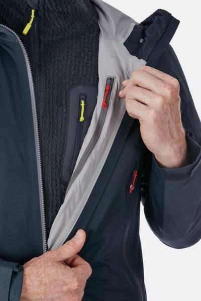 RAB Kinetic Alpine jakke herre