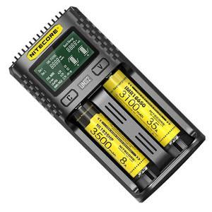 Bilde av Nitecore UMS2 Mod USB Hurtigladerlader 3A