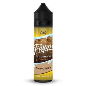 Bilde av Banoffee - Frappe E-Liquid 50 ml