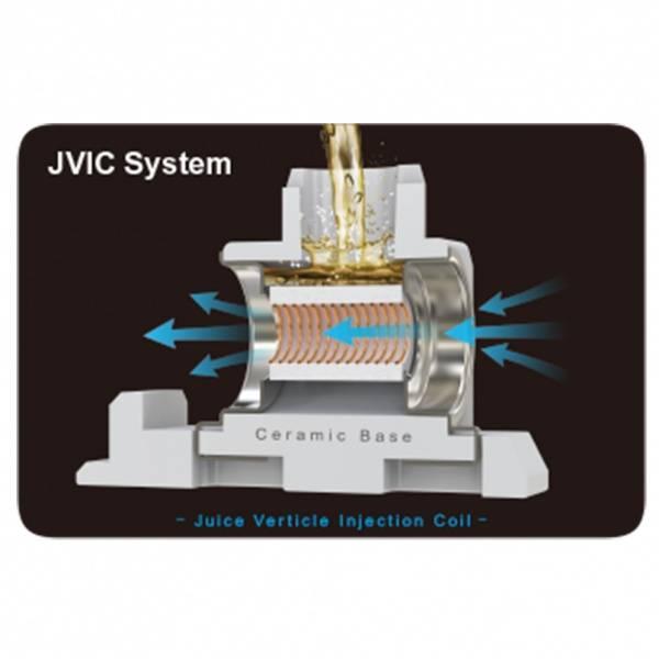 Joyetech Penguin JVIC1 0.6 Ohm Fordamperhode