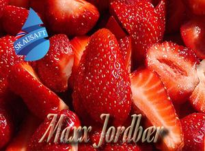 Bilde av Maxx Jordbær - Skausaft 50 ml