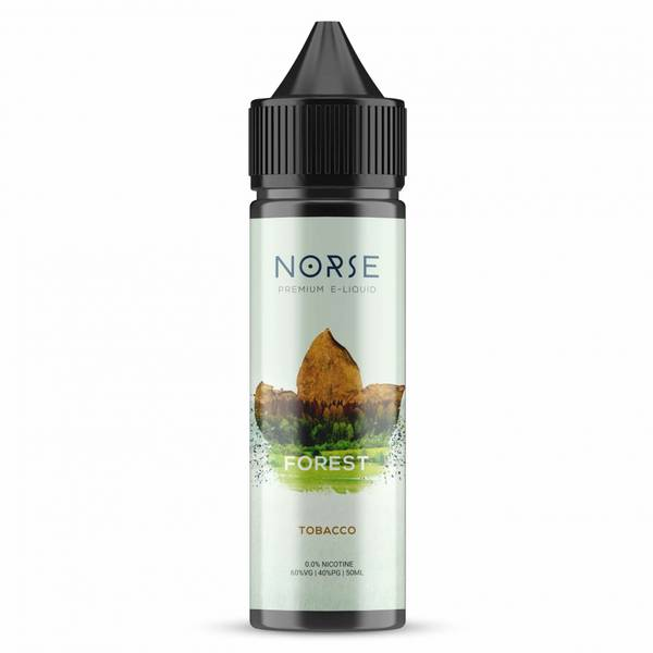 Norse Forest – Tobacco 50ml E-Juice