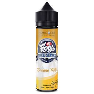 Bilde av Banana Milk - Premium Labs 50ml E-juice
