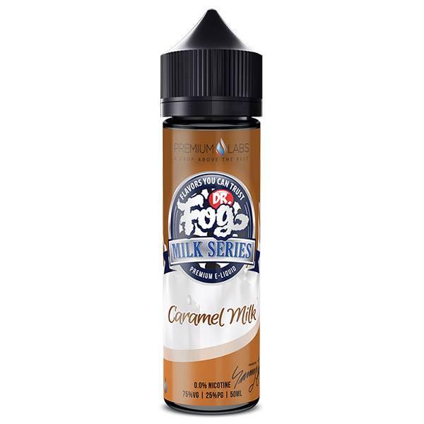 Caramel Milk - Premium Labs 50ml E-juice