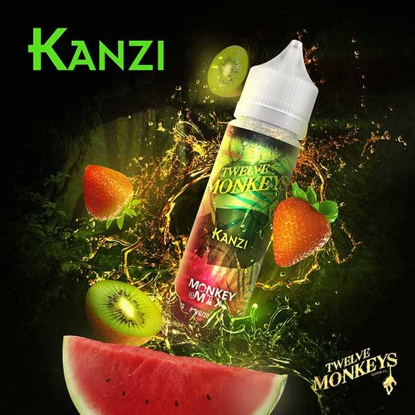 Kanzi - Twelve Monkeys E-Juice 60 ml