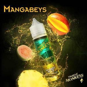 Bilde av Mangabeys - Twelve Monkeys E-Juice 60 ml