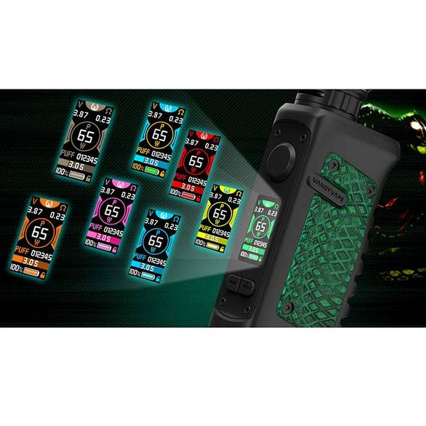 Vandy Vape Jackaroo Kit m/ 5 ml Tank - Shock & Waterproof