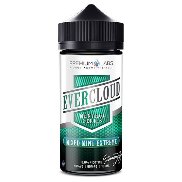 Menthol Mixed Mint - Premium Labs 100ml E-juice