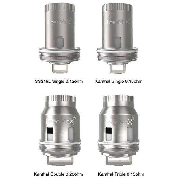 FreeMax Pro Kanthal Double Mesh 0.2 Ohm Coil