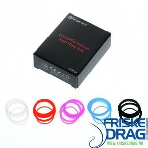 Bilde av O-Ringer i Farger til Kanger Subtank Plus 5-Pack