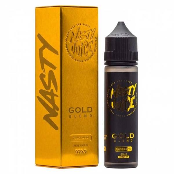 Tobakk Gold Blend - Nasty Juice 50 ml