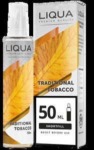 Bilde av Traditional Tobacco 50 ml Liqua e-juice