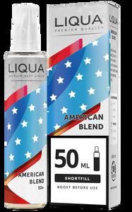 Bilde av American Blend 50 ml Liqua e-juice