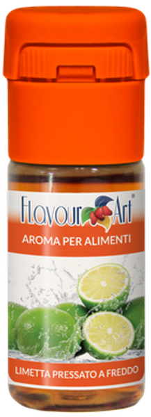 Lime Tahity Cold Pressed Aroma Fra Flavour Art 10 ml