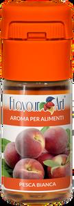 Bilde av Peach White Aroma Fra Flavour Art 10 ml