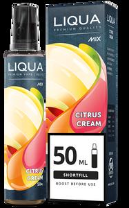 Bilde av Citrus Cream 50 ml e-juice fra Liqua