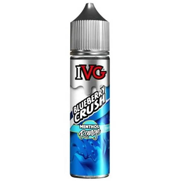 Blueberry Crush - IVG 50 ml Shortfill