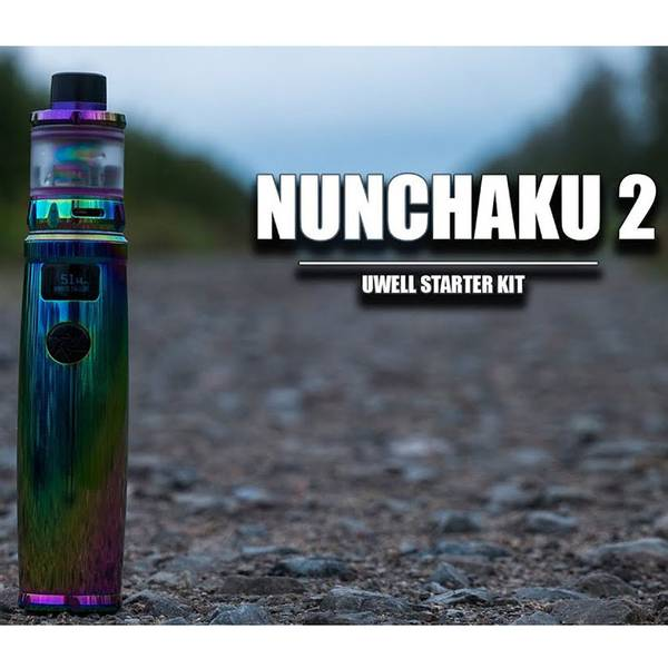 Uwell Nunchaku 2 Startsett 100W m/5 ml Tank
