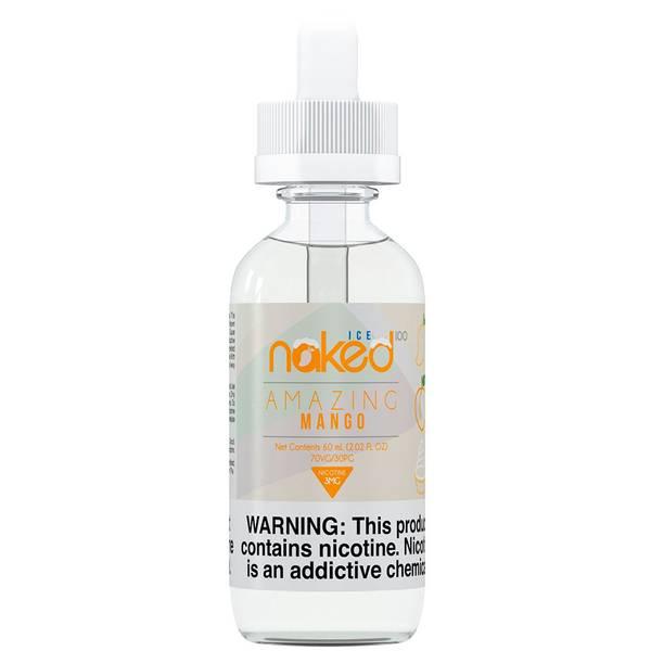 Amazing Mango Ice - 60 ml Naked 100