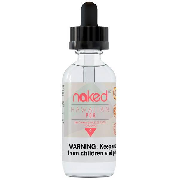 Hawaiian Pog - 60 ml Naked 100