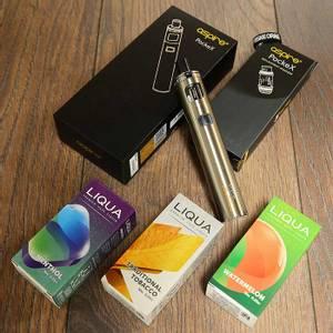 Bilde av E-sigarett Startpakke - Nybegynner