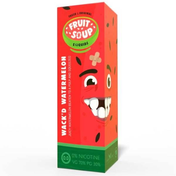 Wack'd Watermelon - Fruit Soup 100 ml