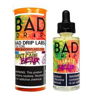 Bilde av Don't Care Bear - 60 ml Bad Drip E-Juice