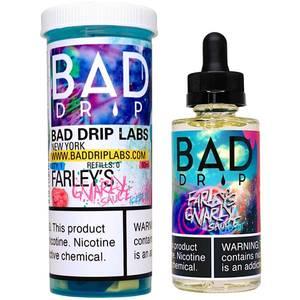 Bilde av Farley's Gnarly Sauce ICED OUT - 60 ml Bad Drip E-Juice