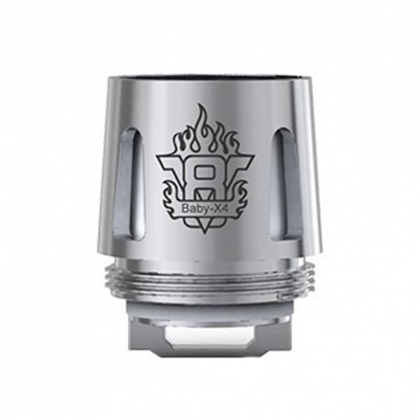 Smok TFV8 Baby X4 Core Fordamperhode 0.15 Ohm