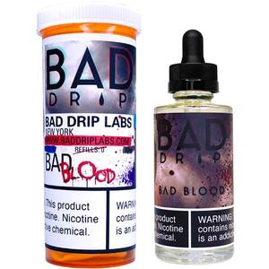 Bilde av Bad Blood - 60 ml Bad Drip E-Juice