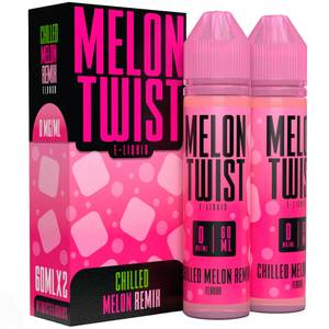 Bilde av Chilled Melon Remix - Twist E-Liquid 60 ml