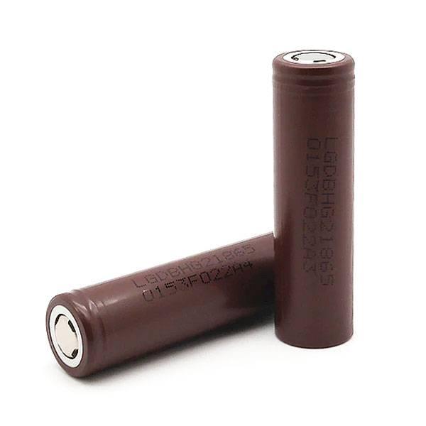 LG HG2 3000 mAh 20A 18650 Batteri