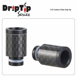 Bilde av 510 drip tip carbon fibre