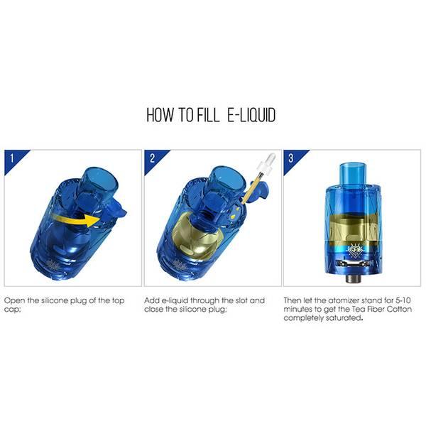 FreeMax Gemm 80 Watt 5 ml Startsett