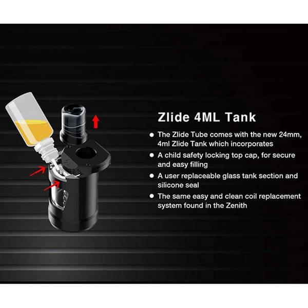Innokin Coolfire Z50 m/Zlide Tank 4ml
