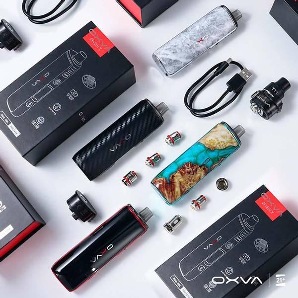 OXVA Origin X Pod Startsett 3 ml