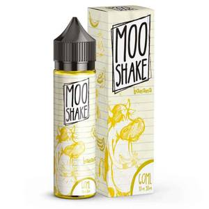 Bilde av Moo Shake Banana - Nasty Juice 50 ml