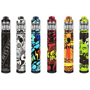 Bilde av FreeMax Twister 80W Kit m/Fireluke 2 - 5 ml Tank
